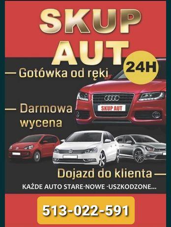 Skup aut skup samochodów każde auto !! Również Złomowanie