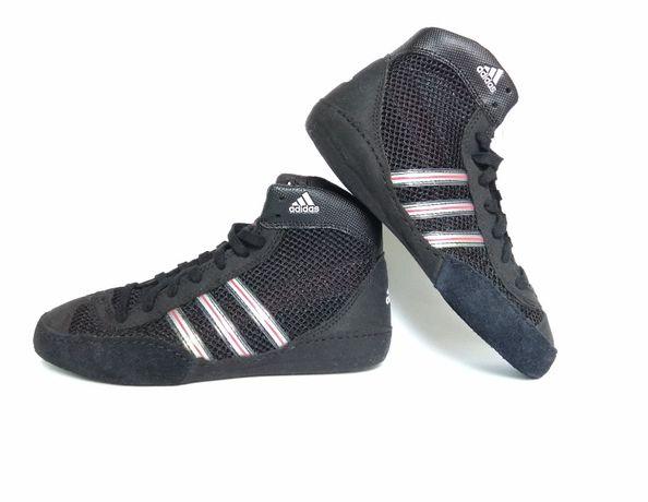 Борцовки adidas combat speed 3 детские asics асикс борцовское трико