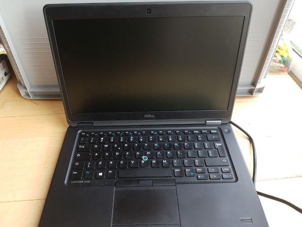 DELL LATITUDE E5450 Niezawodny Komputer do pracy zdalnej. Jak nowy.