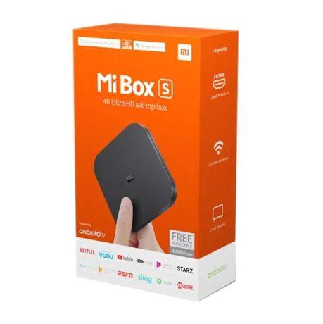 Xiaomi mi box s nowy