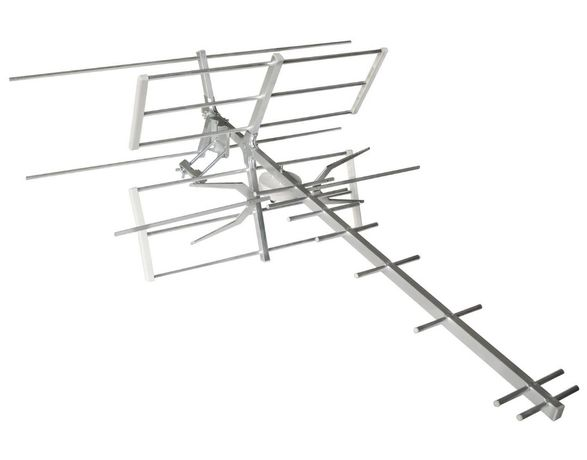 Antena TechniYagi Dual M8a VHF/UHF