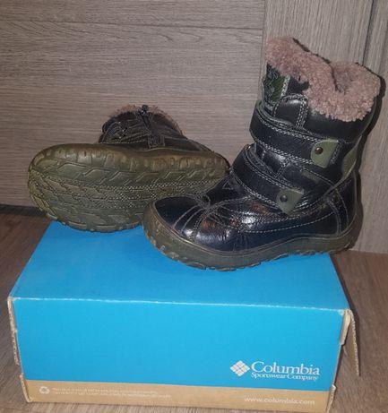 Новые зимние ботинки сапоги DOLAR DOG р.27 на меху из Польши