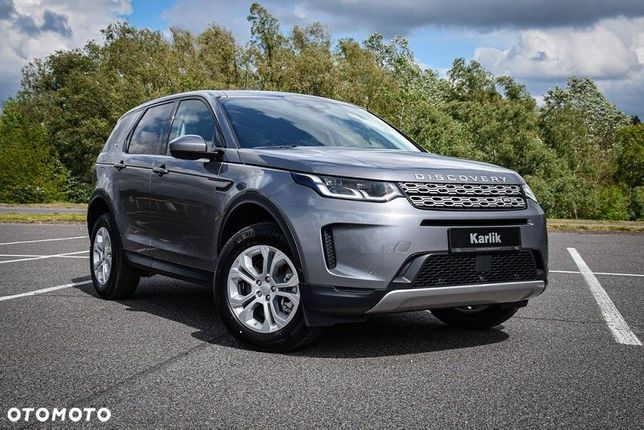 Land Rover Discovery Sport 2.0D TD4 204 PS MHEV AWD Auto S