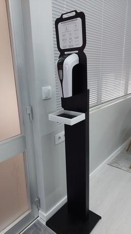Dispensador automático de álcool gel