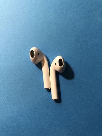 Наушники Apple AirPods 2 поколения без кейса