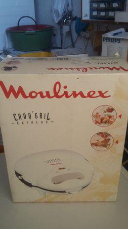 Grelhador Croq Express Moulinex
