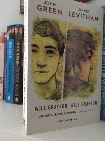 "Will Grayson, Will Grayson (John Green, David Levithan"""