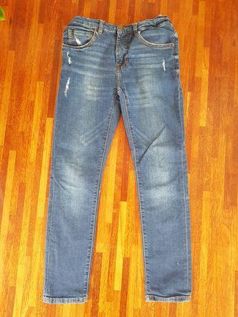 Spodnie jeans Ze ta 140cm