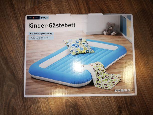 Łóżeczko dmuchane dla dziecka