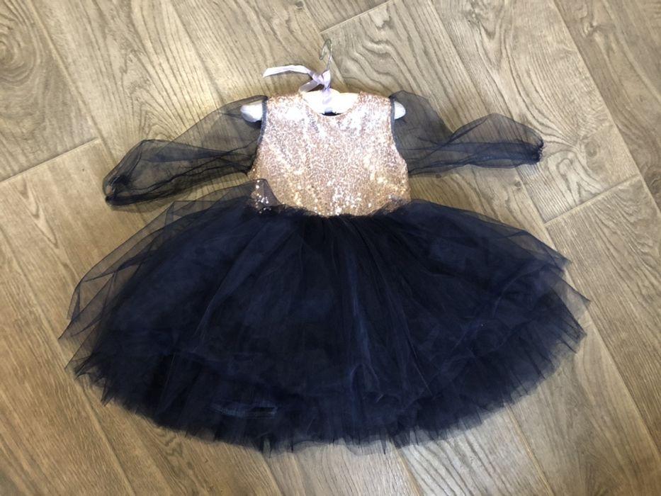 Платье нарядное : костюм звездочки Подгородное - изображение 1
