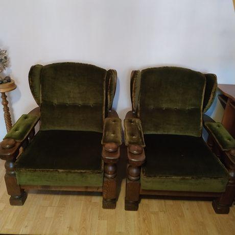 Крісла дубові , фабричні