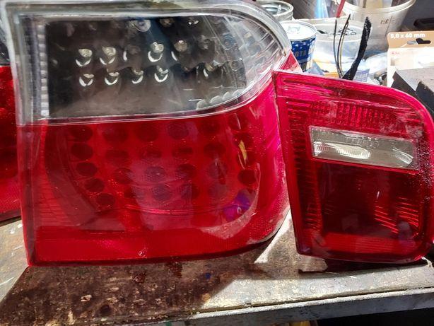 Lampy led bmw e46 sedan