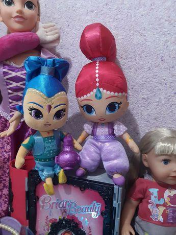 Игрушка кукла Шиммер и Шайн Nickelodeon Shimmer and Shine оригинал