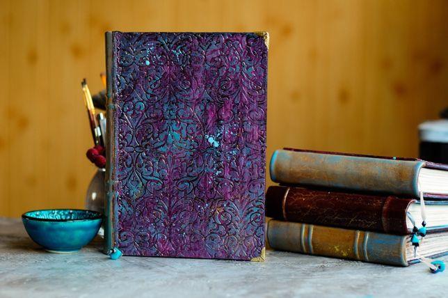 """Блокнот, дневник ручной работы, А5, """"Тайны востока"""""""