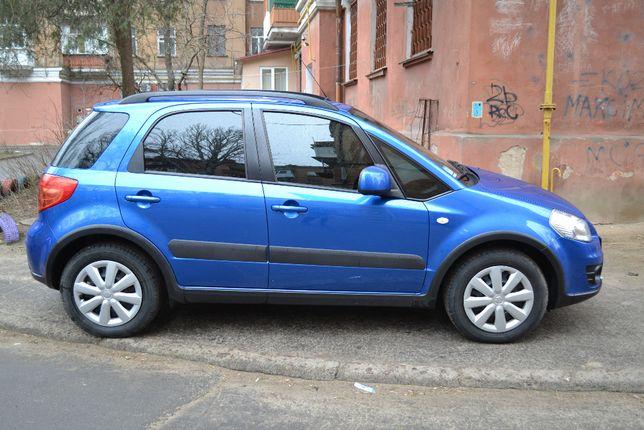 Suzuki Sx 4 1.6 I 2012 glx