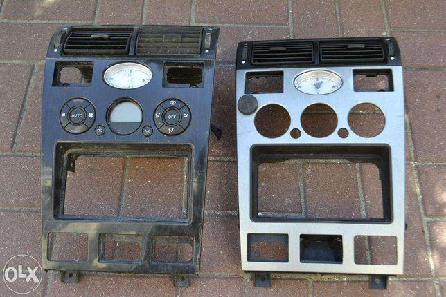 Panel środkowy deski Ford Mondeo Mk3 2000->03 EUROPA