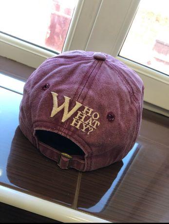 """"""" Бейсболки, кепки, кашкети вишиті букви W"""