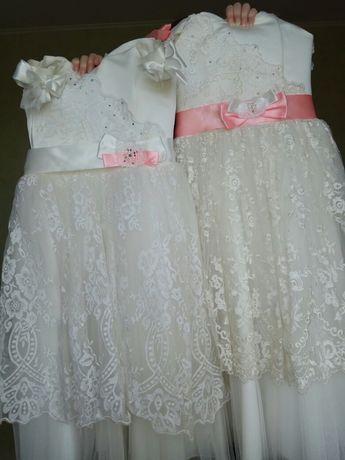 Платья нарядные выпускное