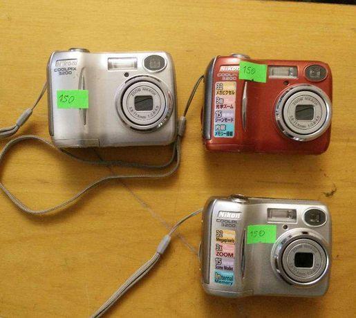 Продам цифровой фотоапgарат Nikon CoolPix 3200