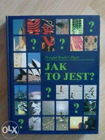 Książka Jak to jest? wyd. Reader's Digest