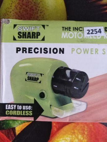 Продам электроточилка для кухонных ножей Swift Sharp