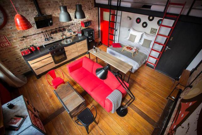 Apartament PopArt - Wynajem krótkoterminowy na doby