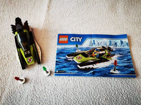 Klocki Lego City 60114