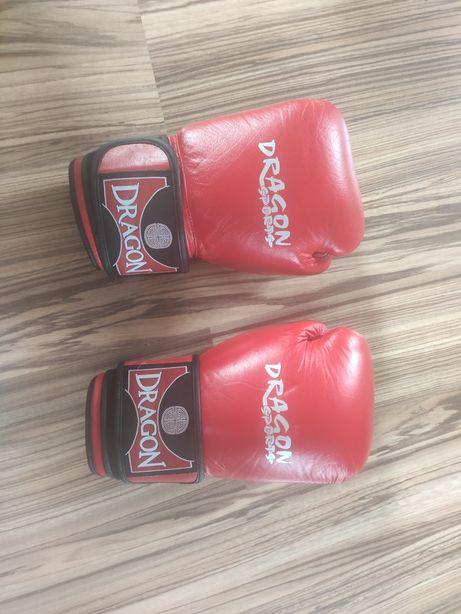 Rękawice bokserskie boks sporty walki