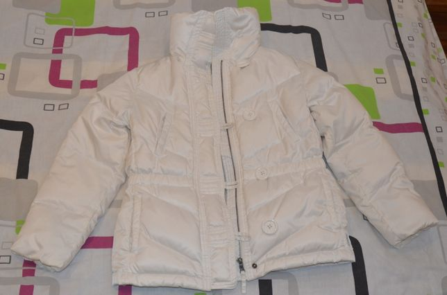Куртка на пуху для девочки ARMANI оригинал на 12 лет 154 см