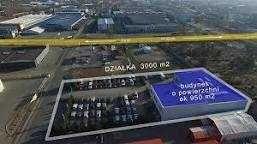 Sprzedam nieruchomość produkcyjno-usługową w Gnieżnie