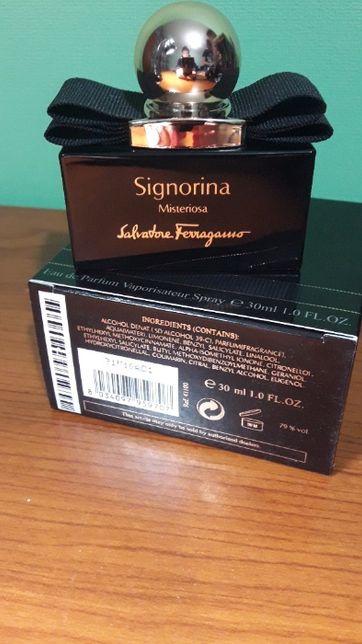 Духи парфюмированная вода Signorina Misteriosa