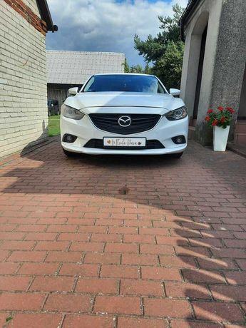Zawiozę do ślubu Mazda 6