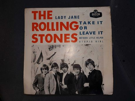 Disco de vinil - Rolling Stones