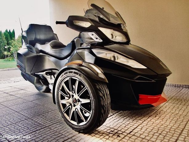 Bombardier CAN AM SPYDER RT-S SPECIAL SERIES