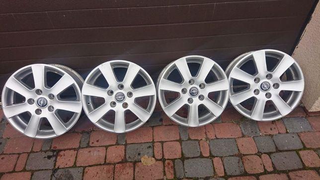 """Felgi aluminiowe alufelgi Borbet 5x120 16"""" ET35 BMW, Mini,Opel"""