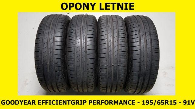 Opony letnie GoodYear EfficientGrip Performance 195/65R15 91V