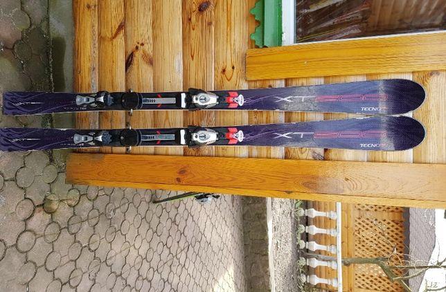 Горные лыжи TECNO pro XT 500 (155см) R=10