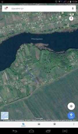 Продам землю под строительство в селе Кожанка(Зубари)