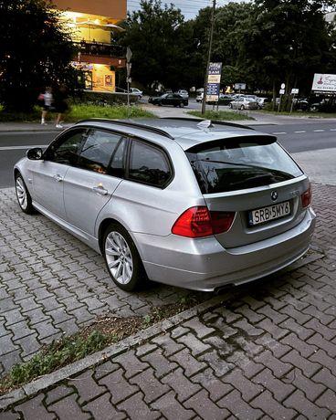 BMW e91 2.0D  184km xdrive - automat