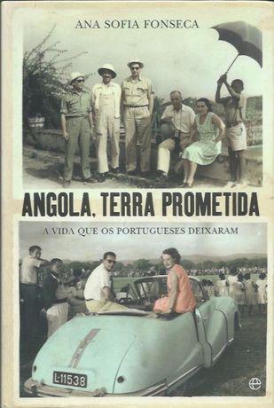 Angola, terra prometida_Ana Sofia Fonseca_Esfera dos Livros