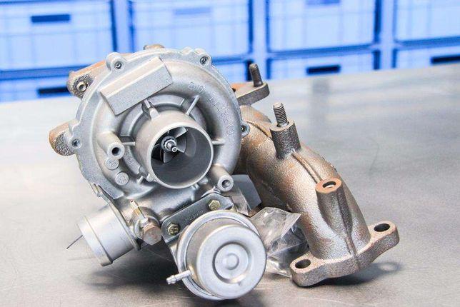 520d Turbosprężarka Bmw E46 E39 320d