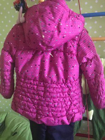 продается детский зимний костюм