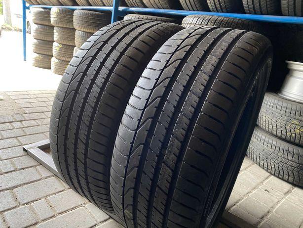 лето RunFlat 245\45\R20 6,9мм 2018г Pirelli P Zero RSC 2шт шины