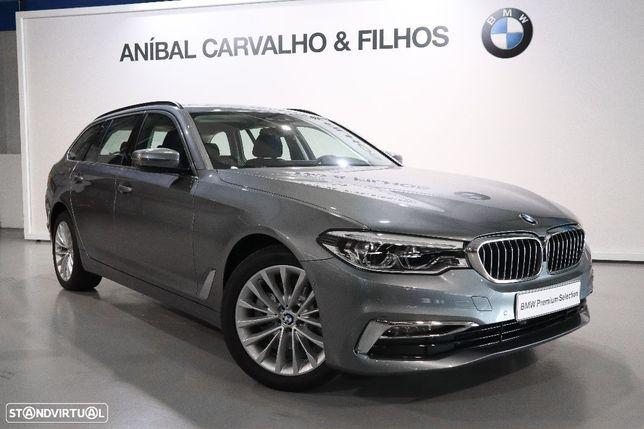 BMW 520 d Line Luxury Auto