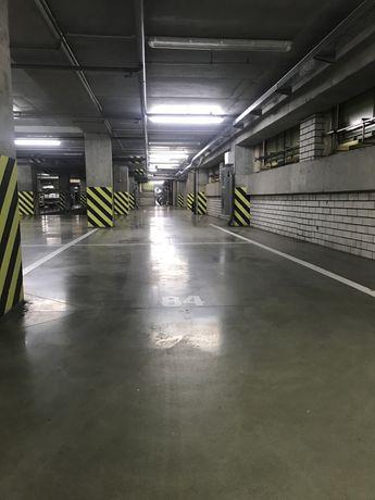 Крытый паркинг Екатерининский бульвар