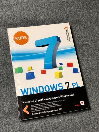 Książka Kurs Windows 7 PL