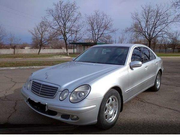 Mercedes-benz 200 W211