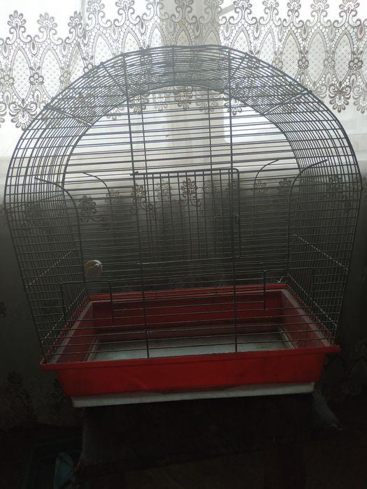 Клетка для попугаев Киев - изображение 1