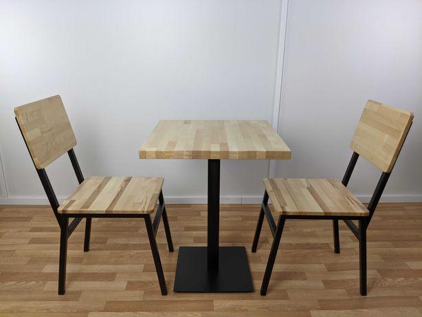Стол для кафе из дерева. Стол и стул. Столы и стулья для ресторана.
