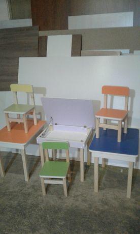 Детский стол и стул. Детская мебель.Цена за комплект